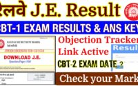 CBT-1 Merit List Cutoff Marks