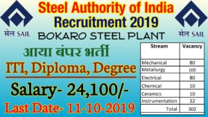 SAIL Bokaro Steel Plant  OCTT Metrology, Mechanical previous year question paper pdf file|SAIL OCTT Previous year question paper pdf with answers