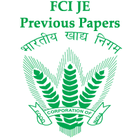 Last 10 Year FCI JE Civil, Mechanical, Electrical Engineer  Previous year question paper with answer pdf download || FCI Exam Paper pdf Download